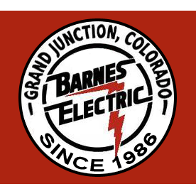 Barnes Electric - Grand Junction, CO 81501 - (970)242-6473   ShowMeLocal.com