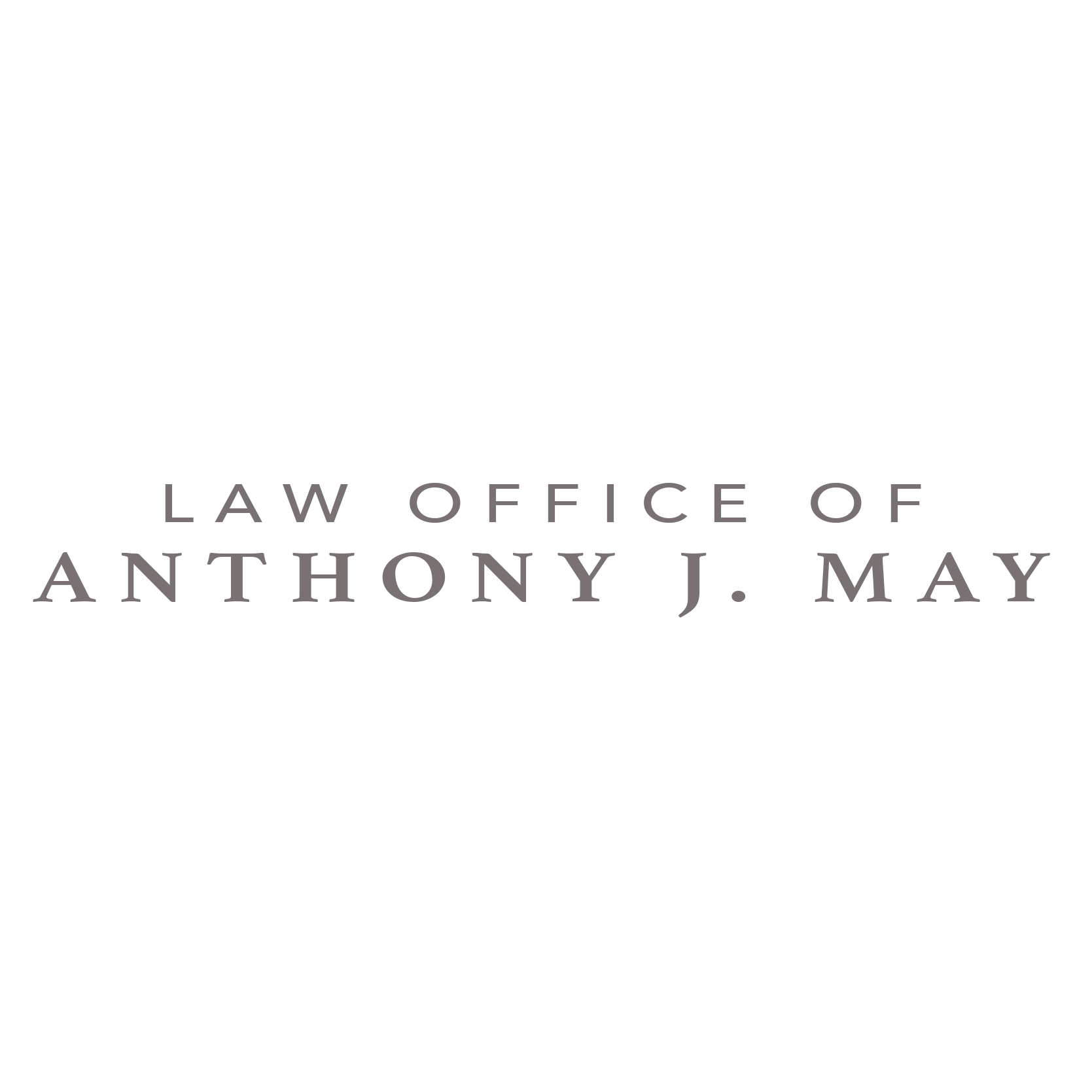Law Office of Anthony J. May - Waukegan, IL - Attorneys