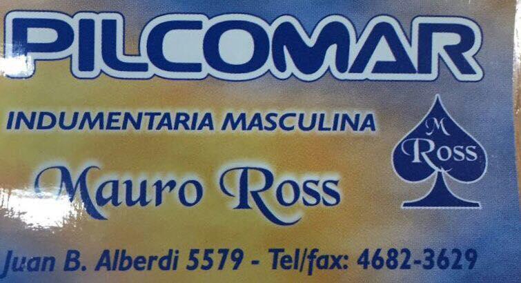 PILCOMAR MAURO ROSS