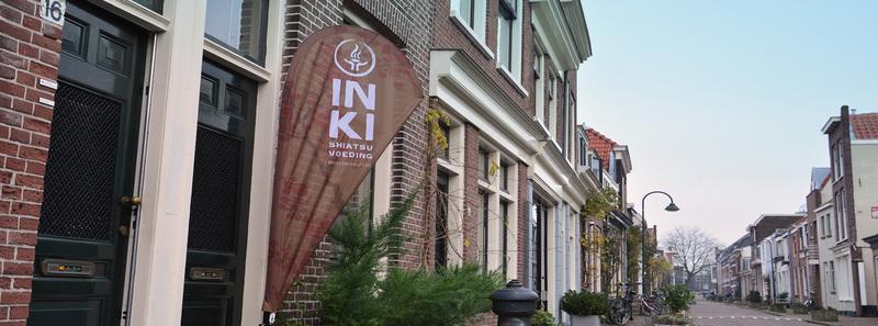 IN-KI Shiatsu Delft
