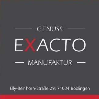 Bild zu Genussmanufaktur EXACTO E.R. in Böblingen