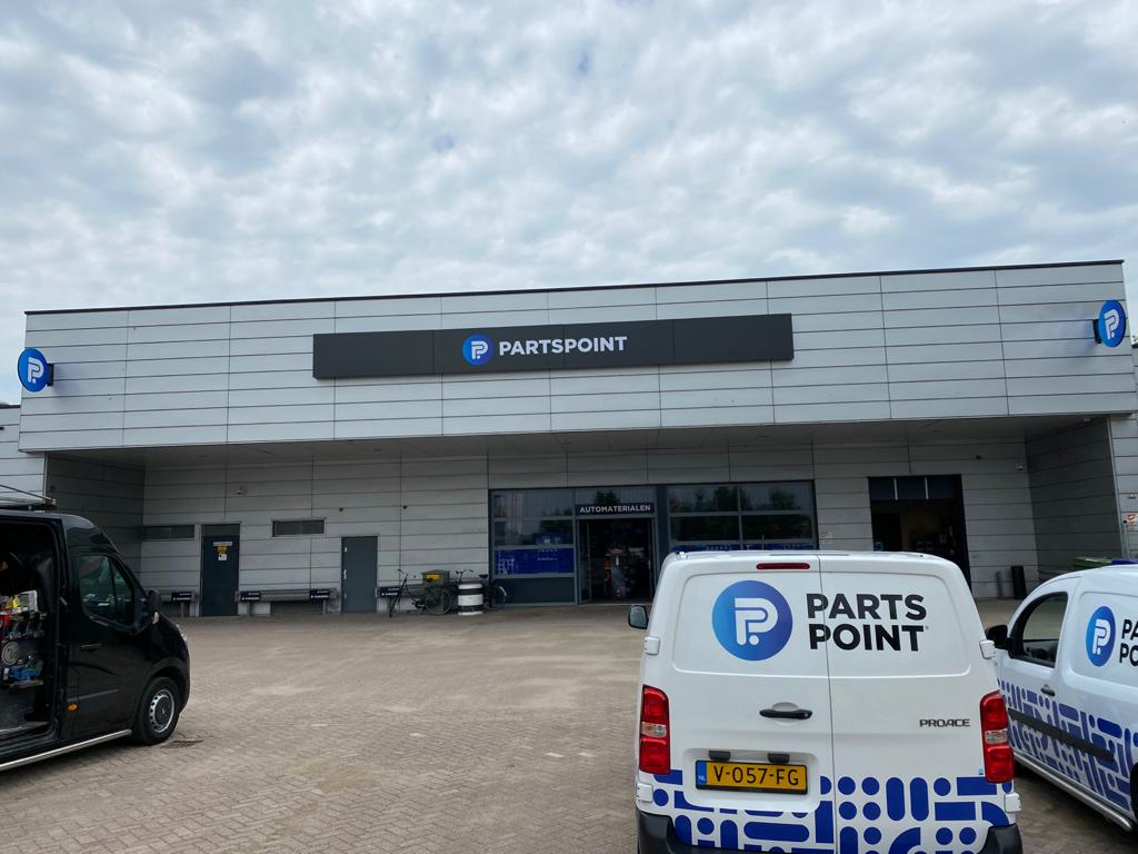 PartsPoint Leiderdorp