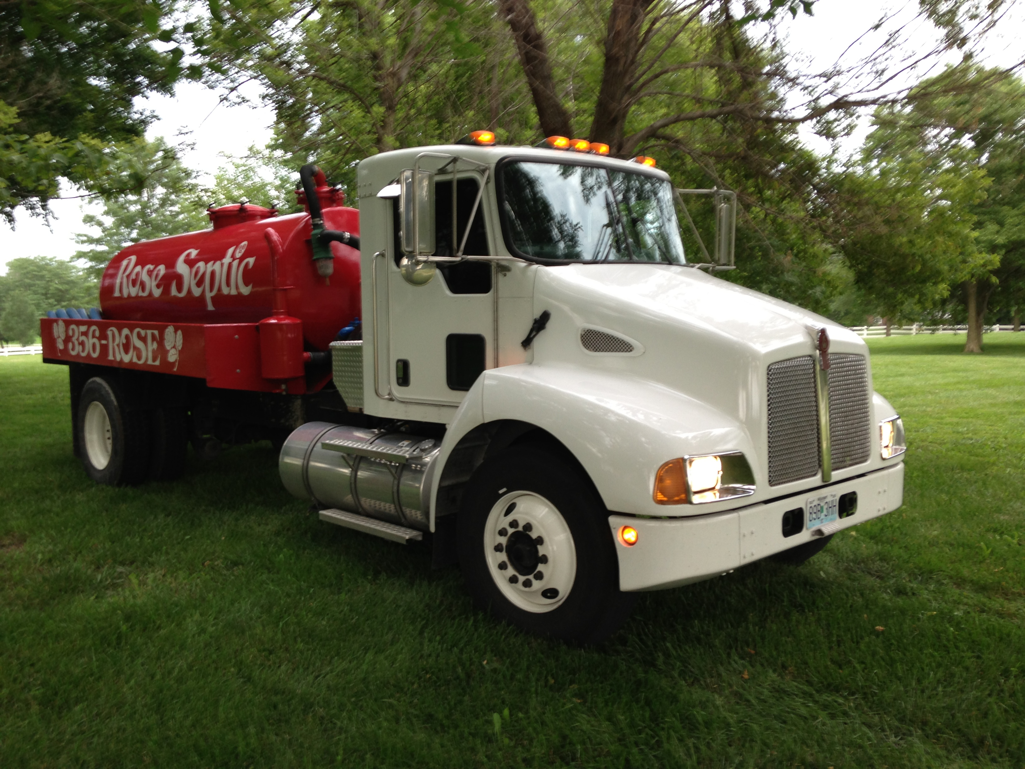 Rose Septic Tank Cleaning Inc