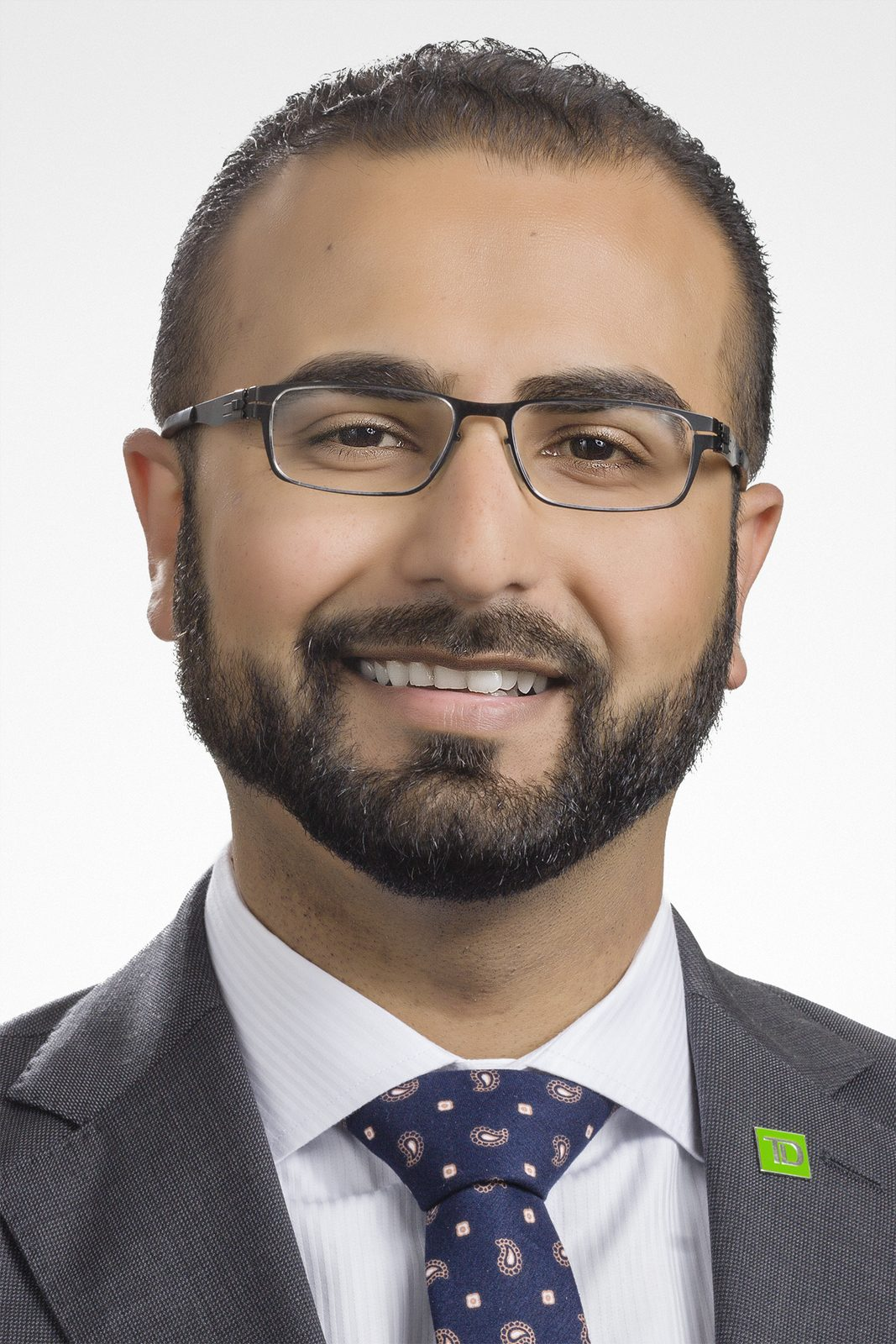 Ali Hemraj - TD Financial Planner in Downsview