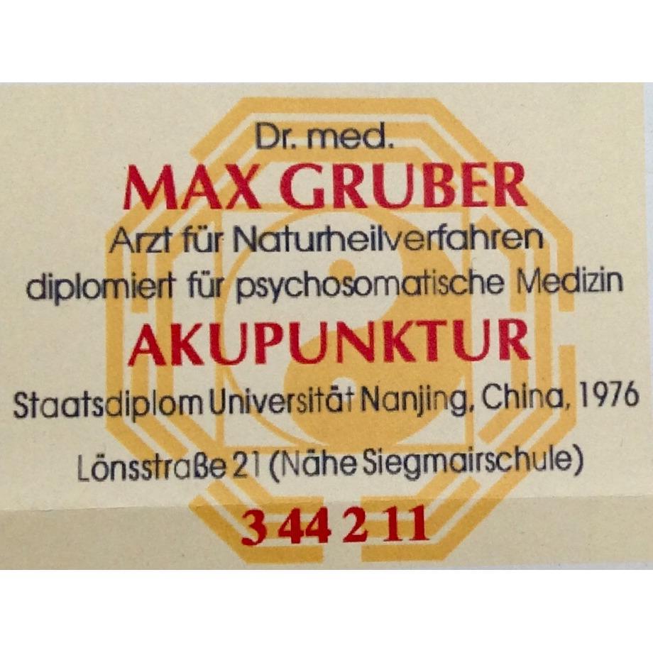 Dr. Max Gruber 6020 Innsbruck