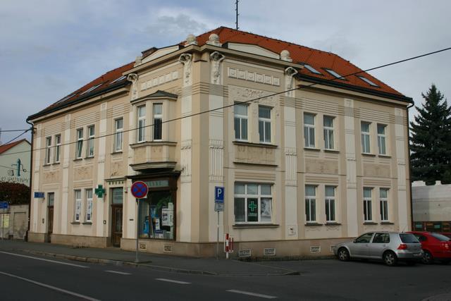 Třemošná - městský úřad