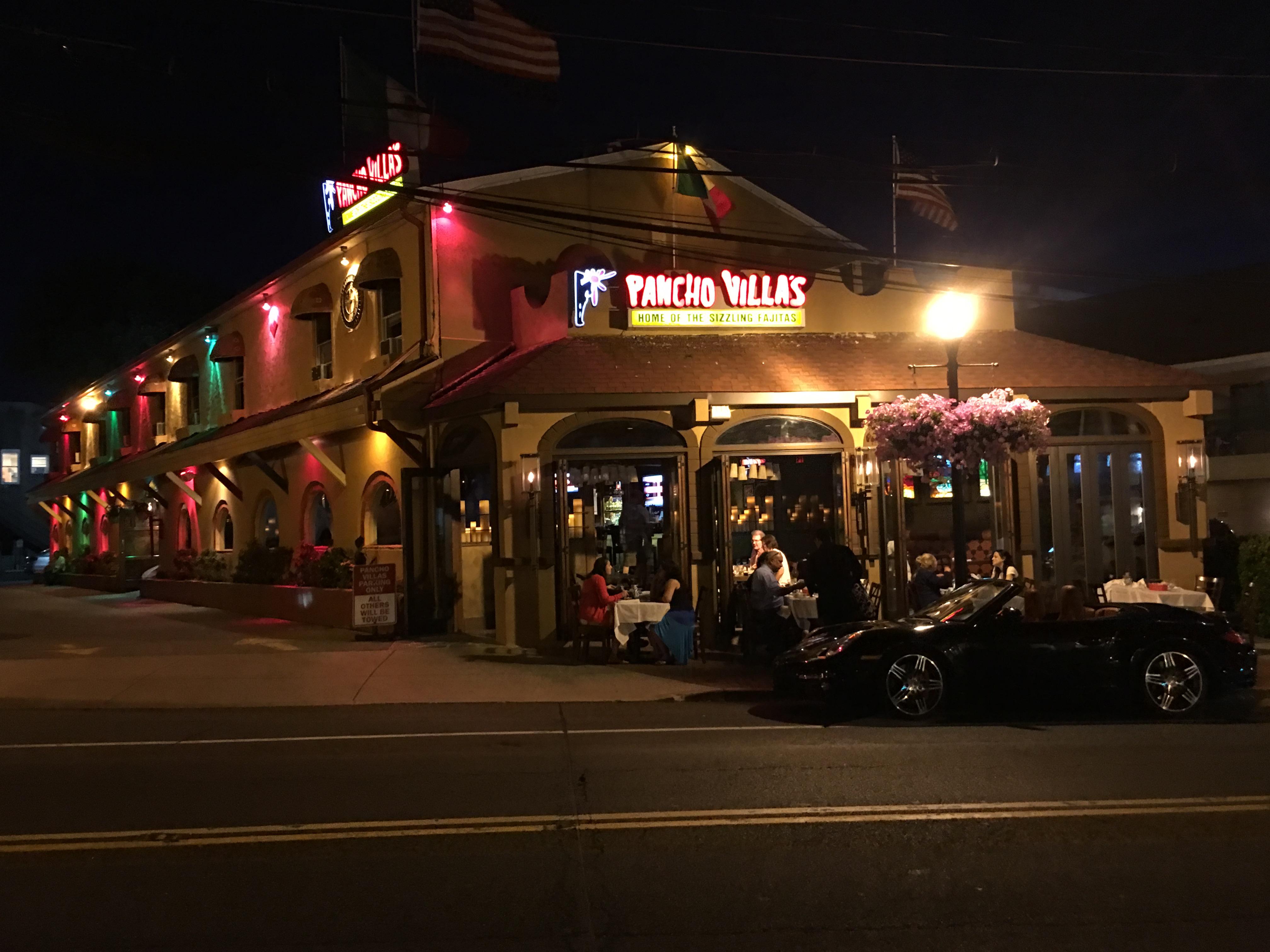 Pancho Villa Restaurant Huntington