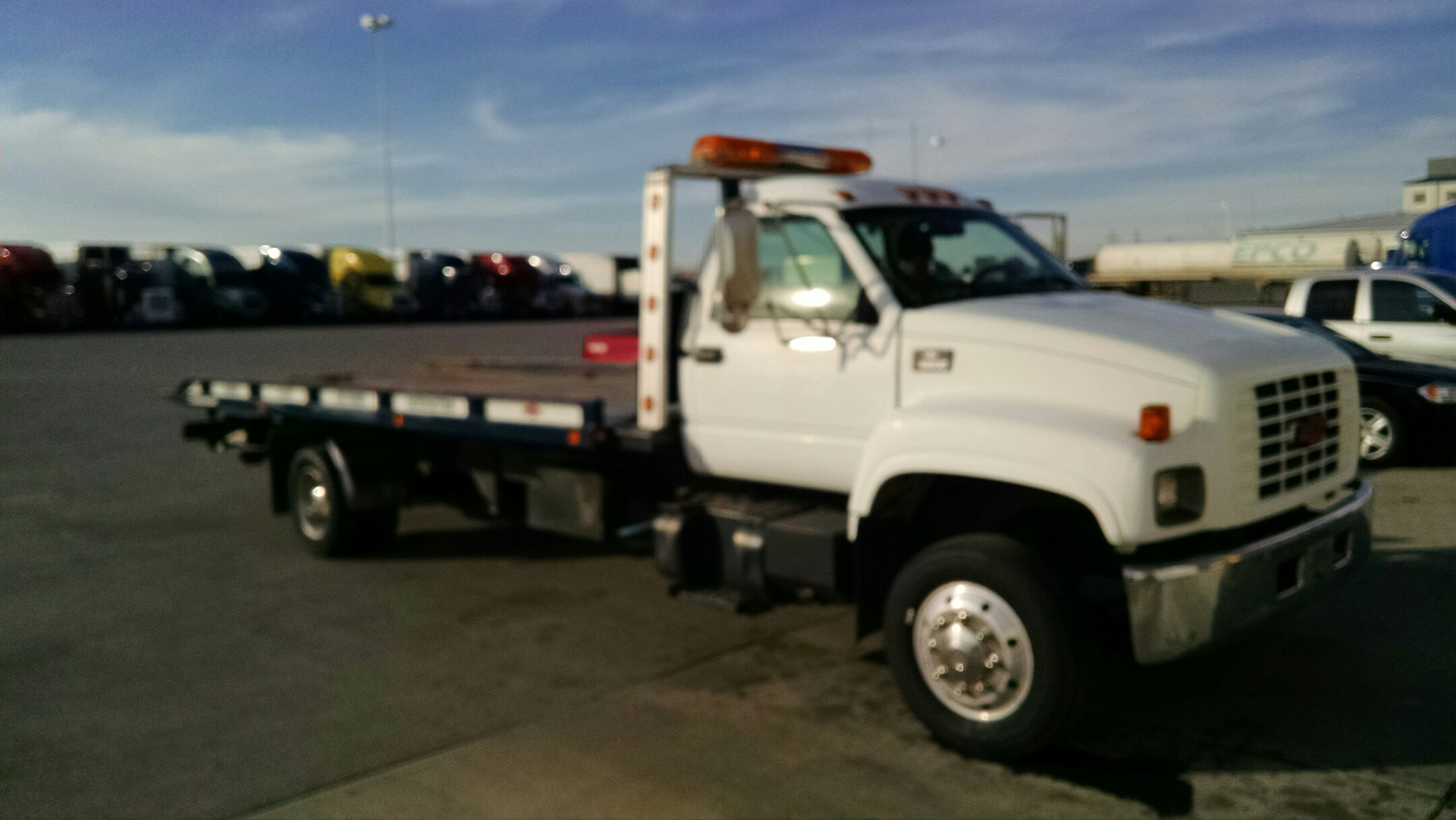 Harwood Roadside Service and Towing LLC