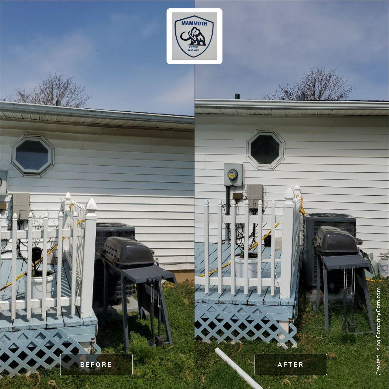 Mammoth Power Washing, LLC
