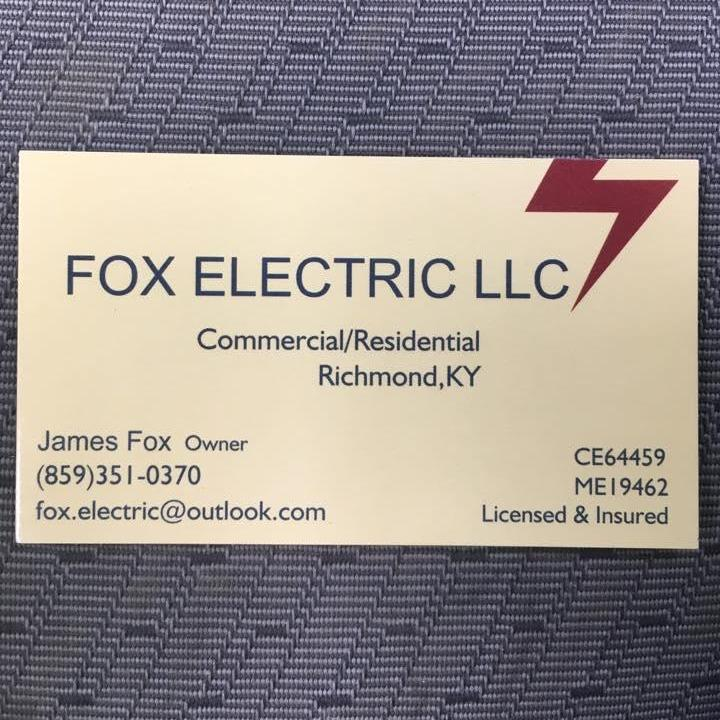 Fox Electric, LLC