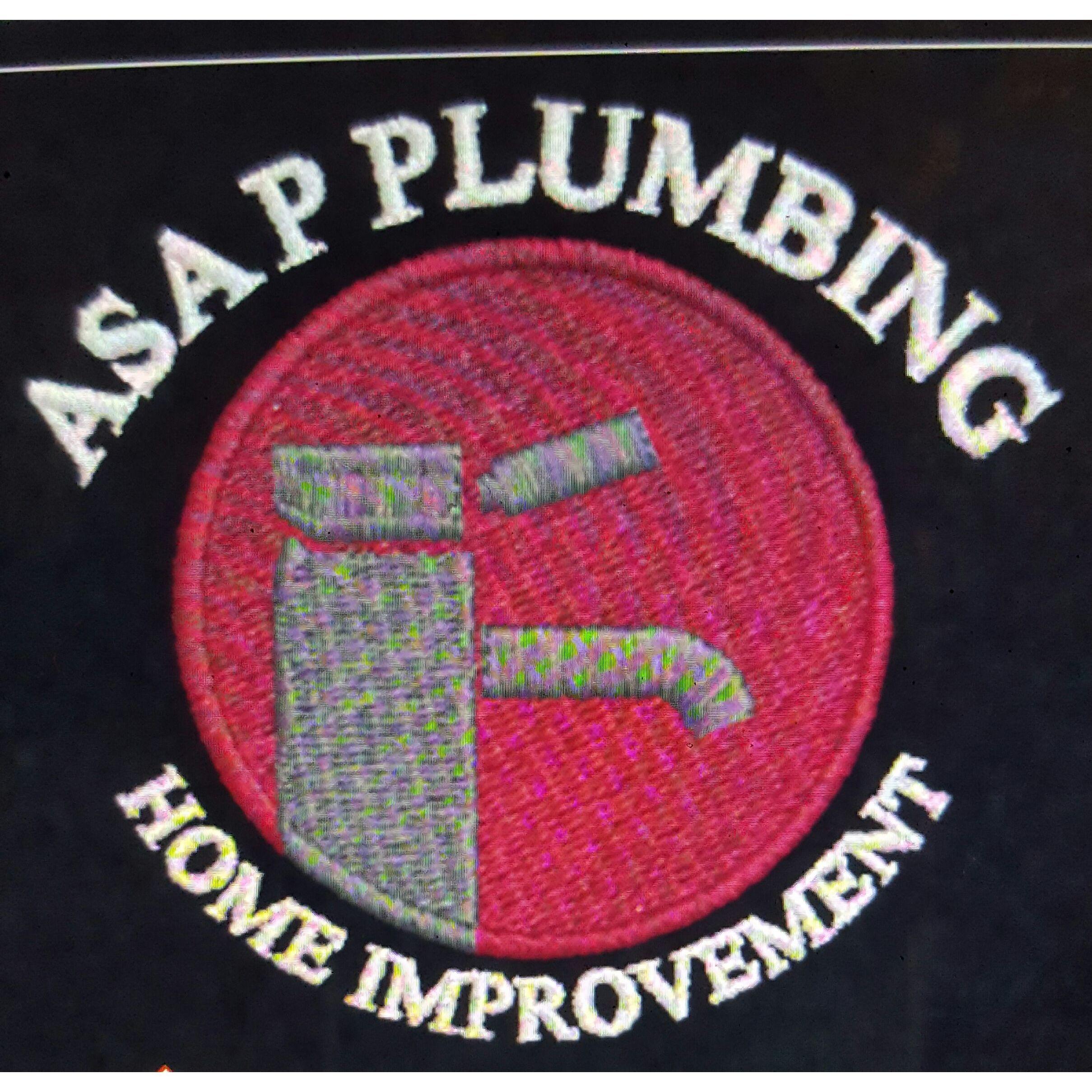 ASAP Plumbing & Home Improvement
