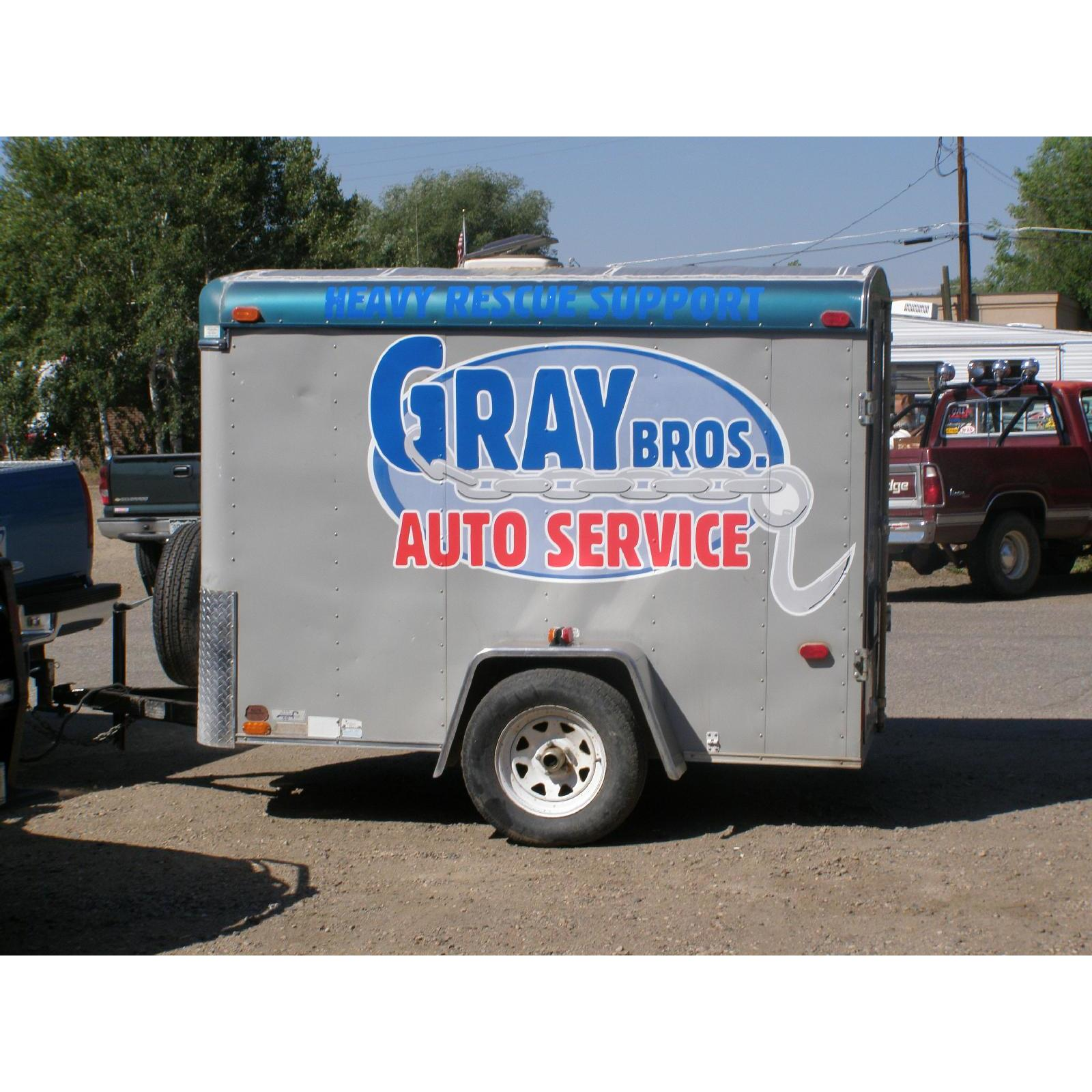 Gray Brothers Auto Service Llc