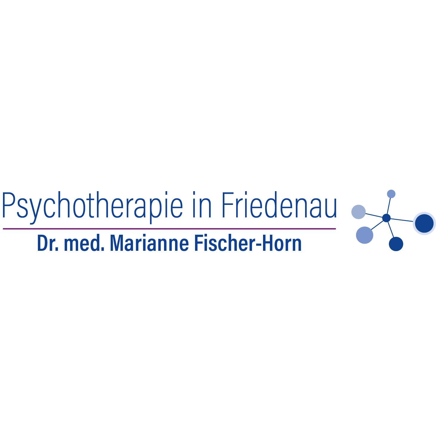 Bild zu Psychotherapie in Friedenau - Dr. med. Marianne Fischer-Horn, Fachärztin für Kinder- und Jugendheilkunde in Berlin