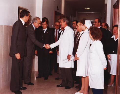 De Sanctis Professor Dr. Nando Ortopedico