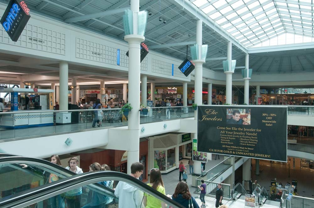 Emerald Square Mall Shoe Stores