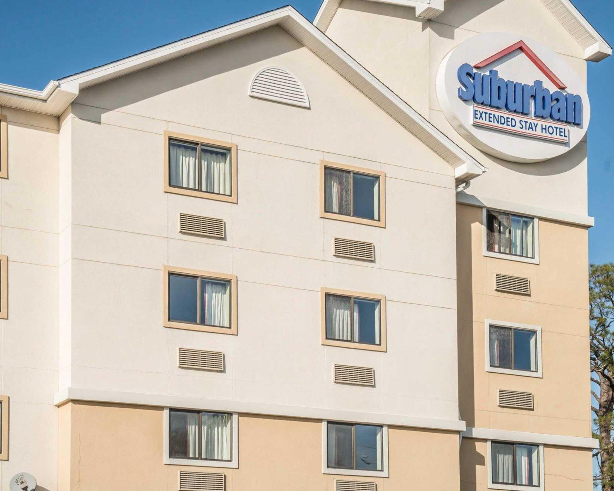 Suburban Extended Stay Hotel  Panama City Florida  Fl