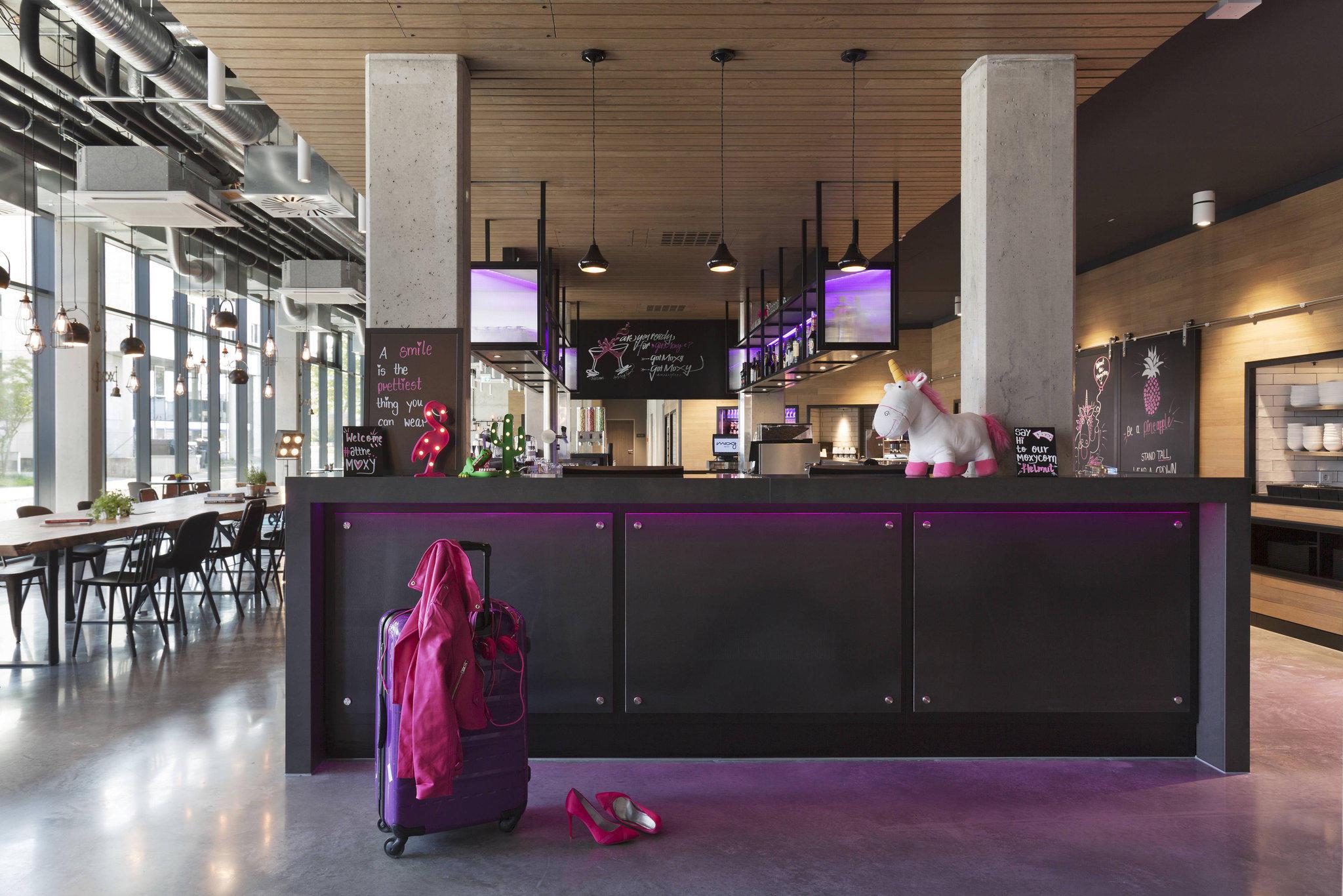 Moxy Stuttgart Airport/Messe