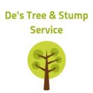 De's Tree & Stump Service