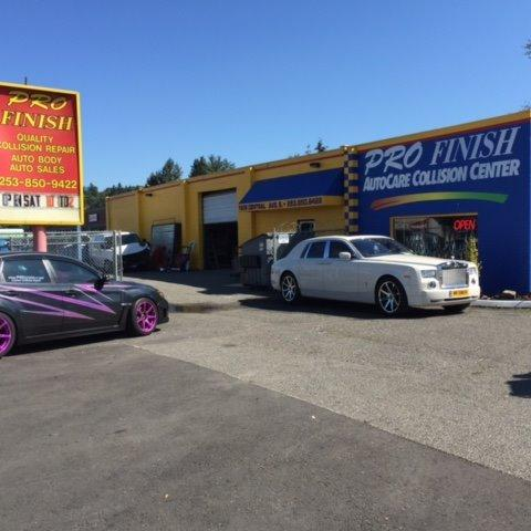 Pro Finish Inc Collision Repair