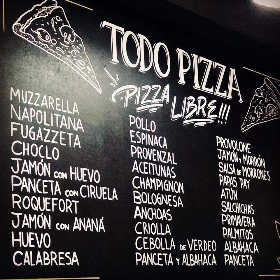 TODO PIZZA