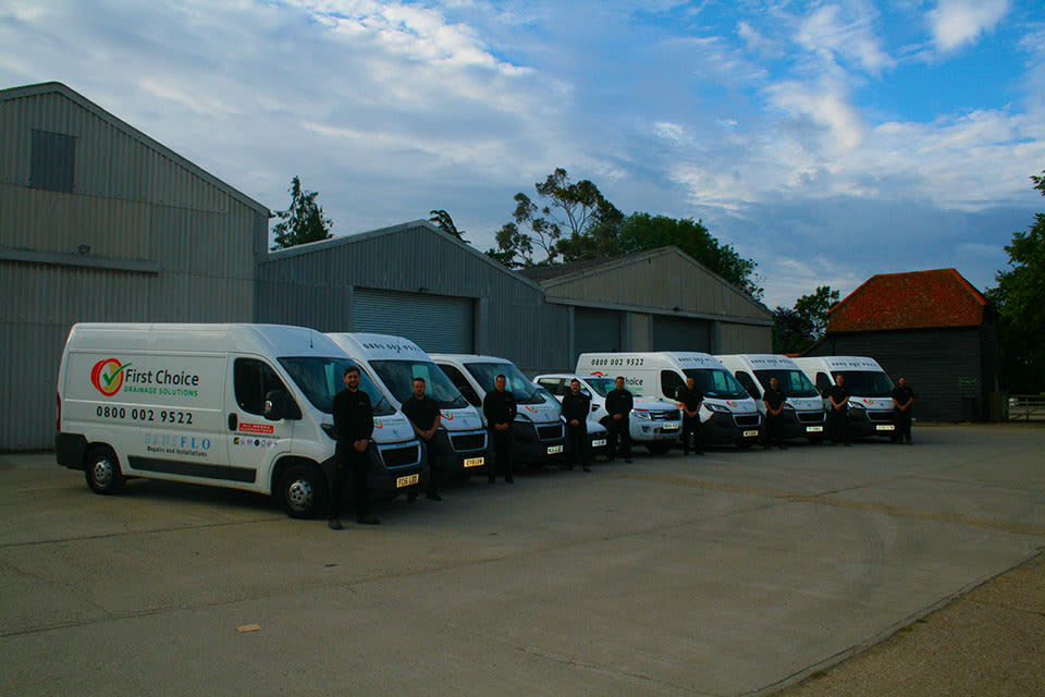 First Choice Drainage Solutions
