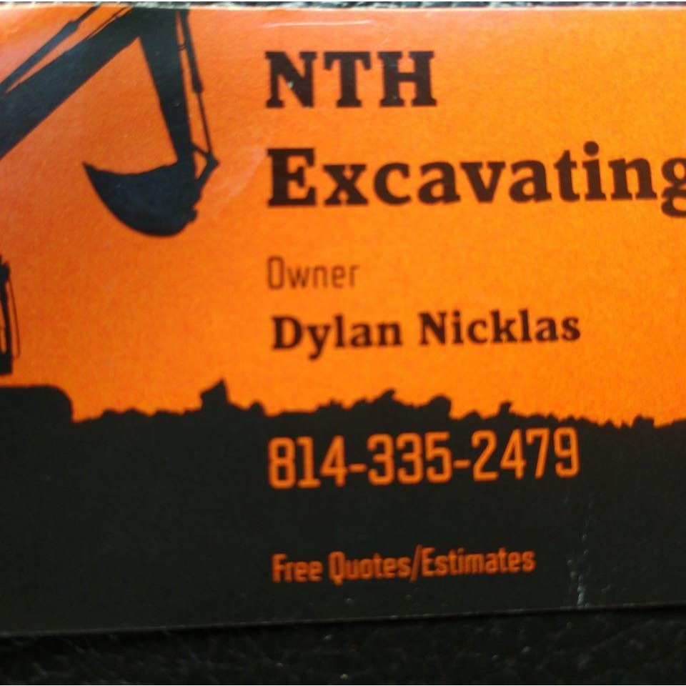 NTH Excavating, LLC - Kersey, PA 15846 - (814)335-2479 | ShowMeLocal.com