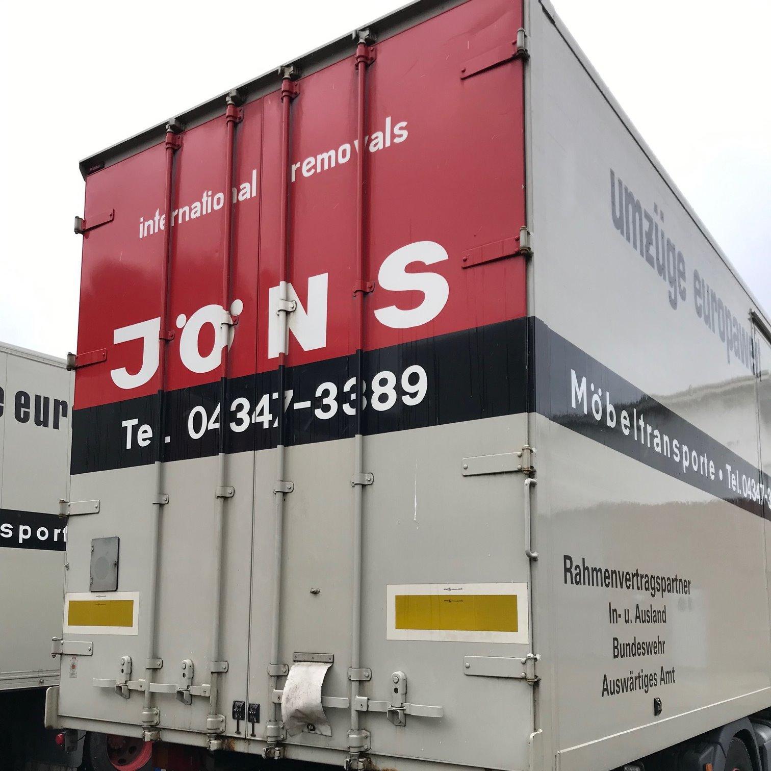 Jöns UMZUGSSERVICE GmbH Inh. Frank Kindereit