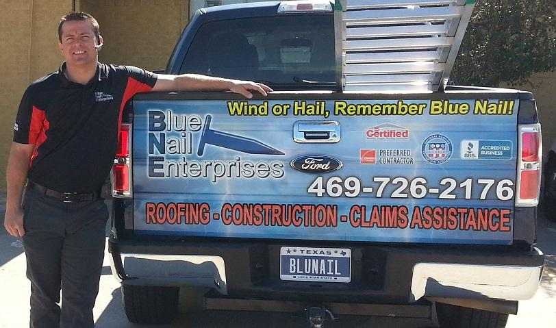 Blue Nail Enterprises Llc In Garland Tx 75043
