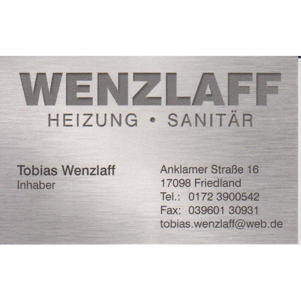 Wenzlaff - Heizung - Sanitär