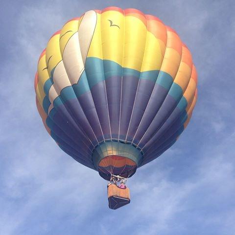What's Up Ballooning Llc