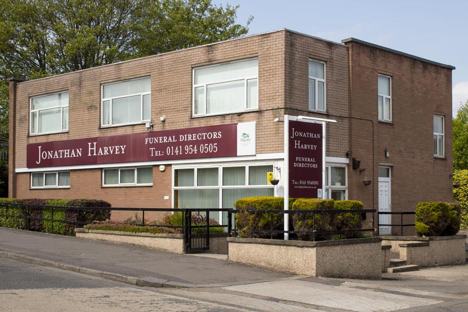 Jonathan Harvey Funeral Directors