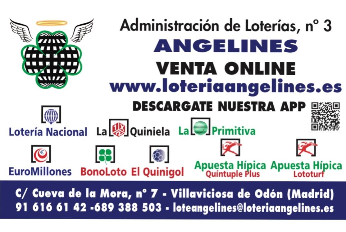 Administración de Loterías Nº 3 Angelines
