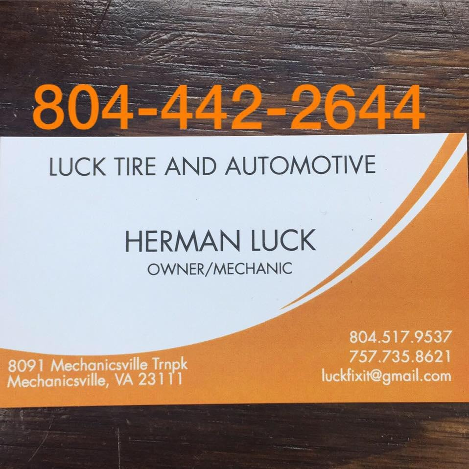 Luck Tire and Automotive