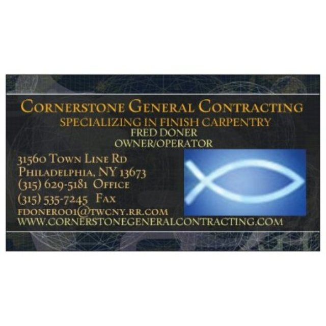 Cornerstone General Contracting