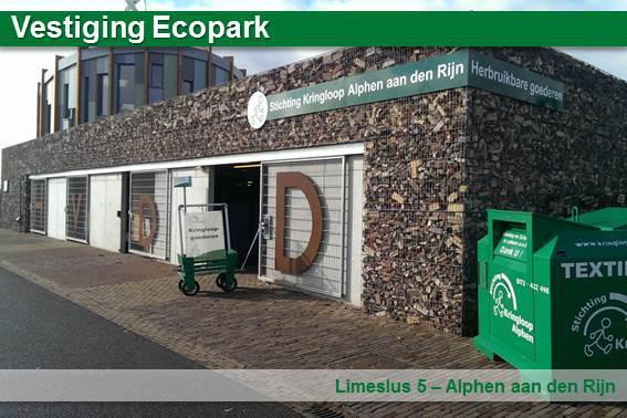 Kringloop Alphen aan den Rijn, Stichting