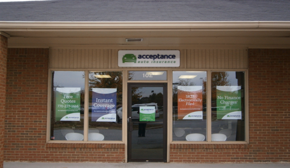 Acceptance Insurance - Griffin, GA 30223 - (770)227-1616   ShowMeLocal.com