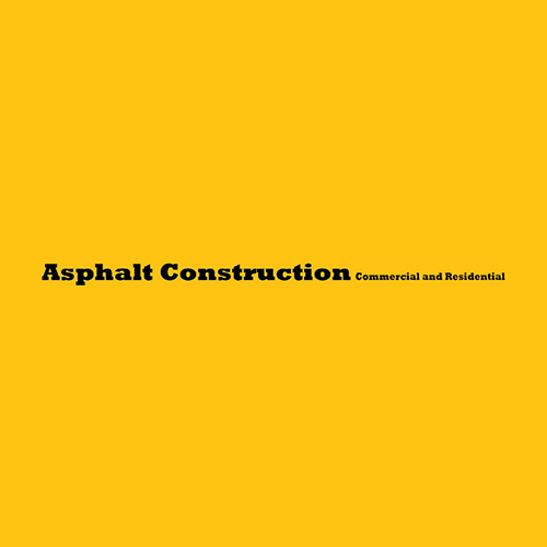 Asphalt Construction
