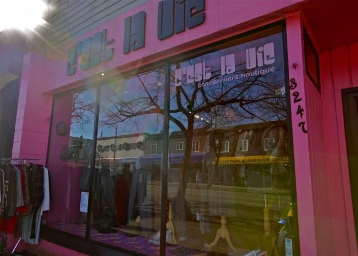 C'est La Vie Consignment Boutique in Vancouver