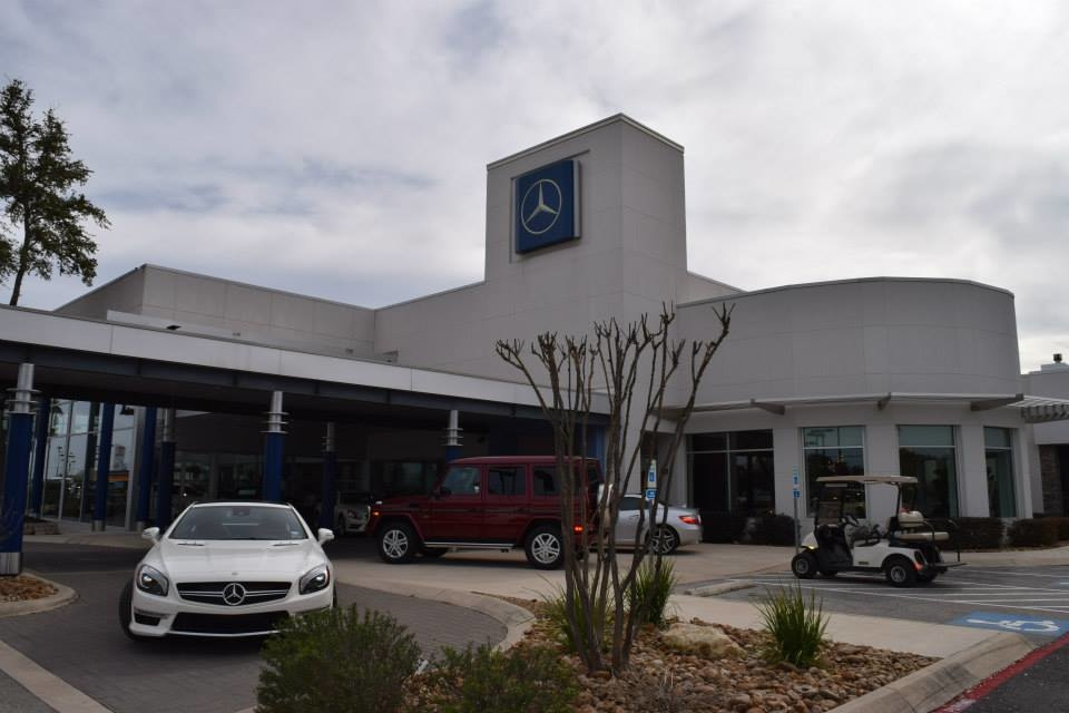 mercedes benz of boerne in boerne tx 78006