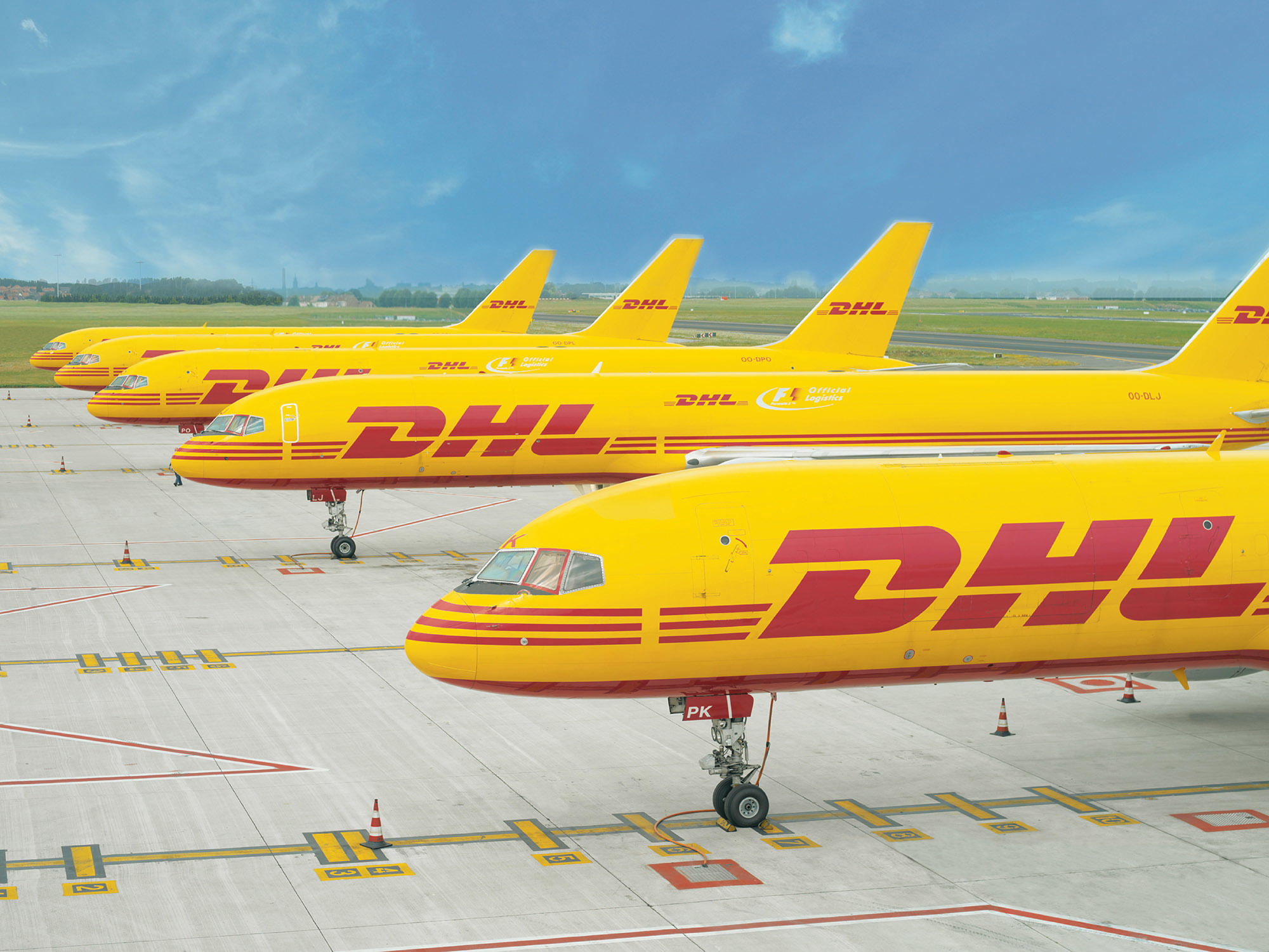 Images DHL Express Service Point