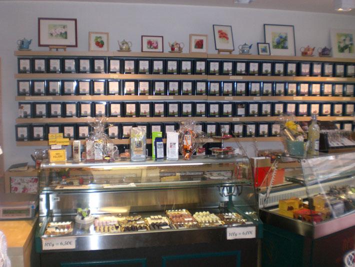 Tee- und Feinkosthaus Bad Dürkheim