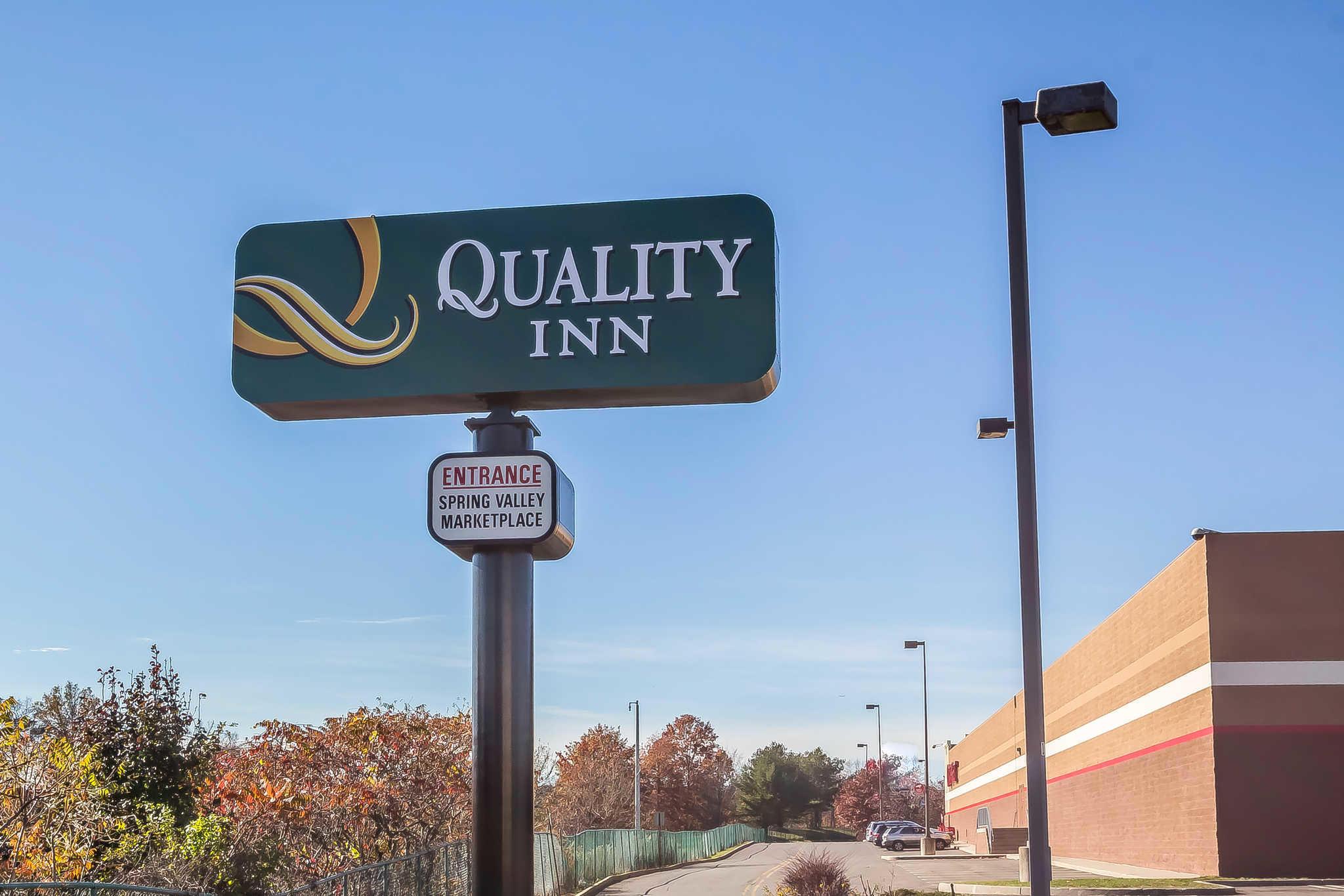 Quality Inn Nyack Ny