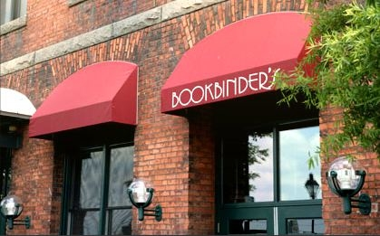 Old Original Bookbinder's  Restaurant - Richmond, VA