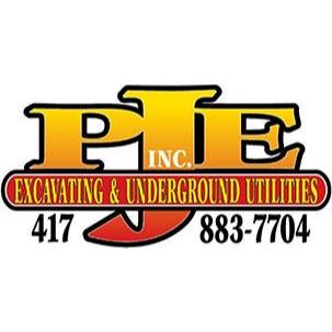 Paul Jones Excavating Logo