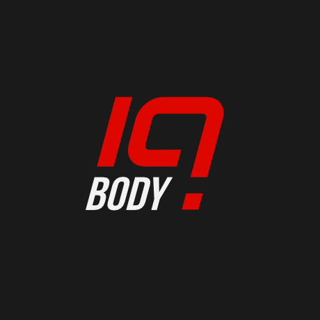IQ BODY FITNESS & HEALTH FOR YOU Logo
