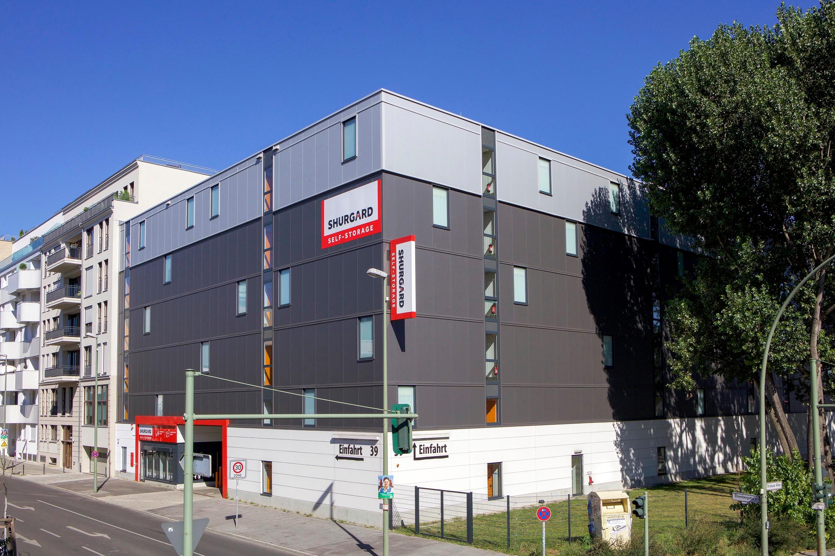 Shurgard Self Storage Berlin Friedrichshain