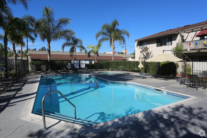 Harbor Cliff Apartments In Anaheim Ca 92802