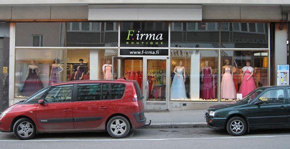 F. irma Boutique