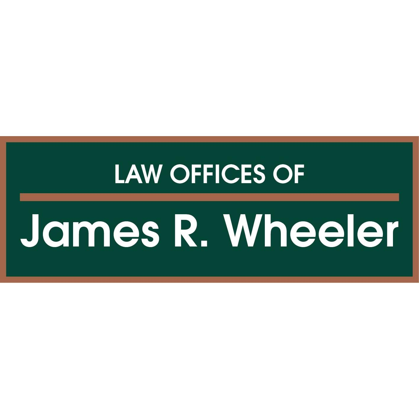 Law Offices of James R. Wheeler