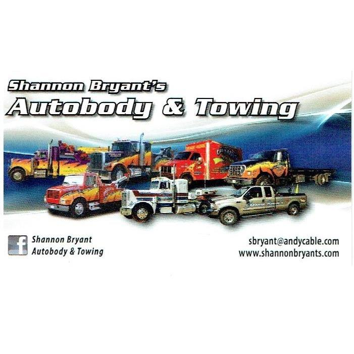 Shannon Bryant Auto Body & Towing